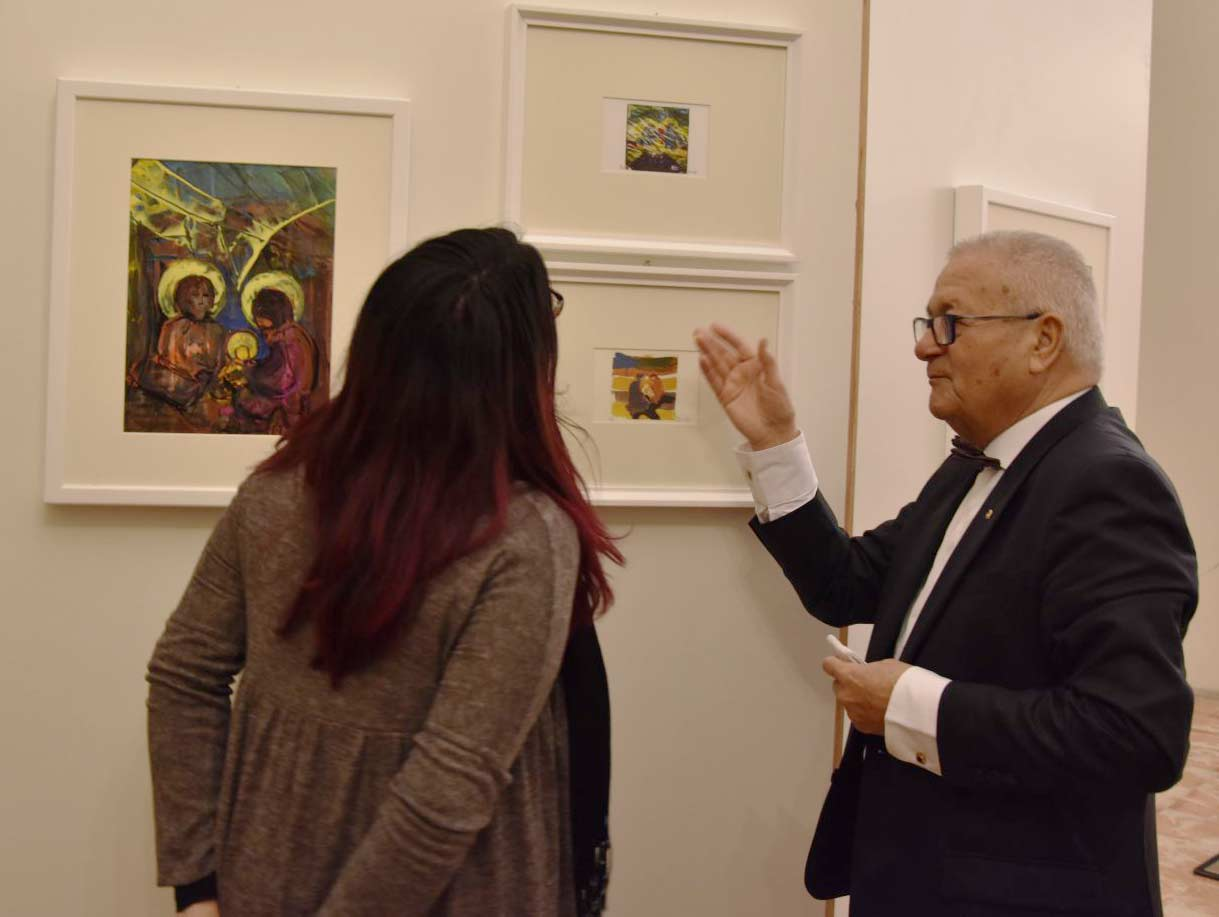 110 dipinti in mostra a Gerusalemme